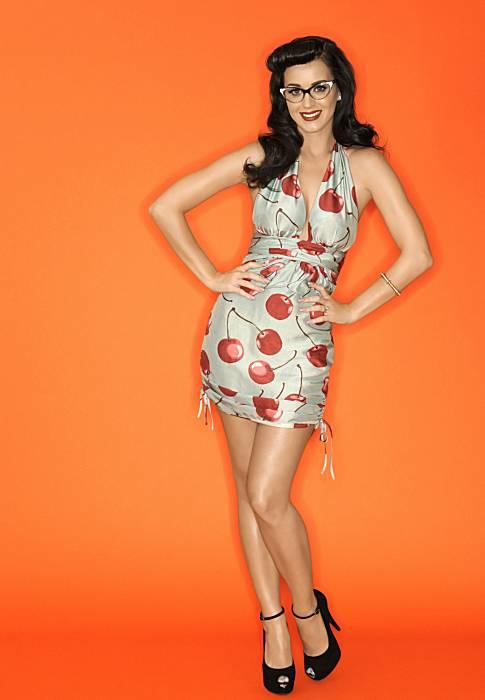 Katy Perry Vintage Pinup