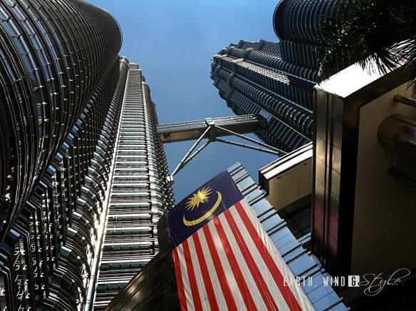 Petronas Towers at KLCC