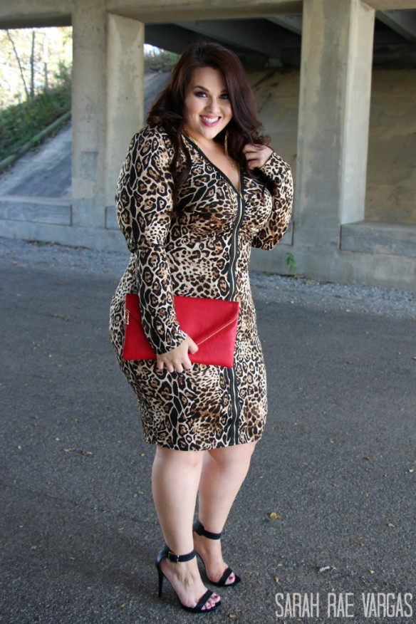 Ravings by Rae leopard print